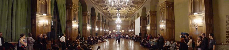 Panoramique tango - Salon studyrama cite universitaire ...