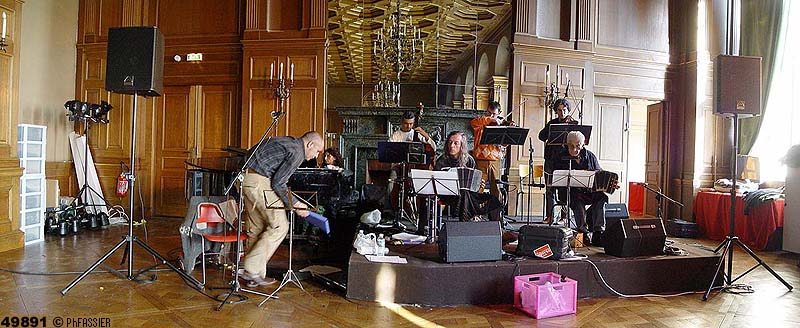 Album festival couleurs tango 2006 la cit universitaire salon honnorat - Salon studyrama cite universitaire ...